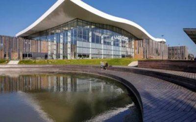 Tweede grote bijeenkomst van Cirkelstad Arnhem Nijmegen, bij Liander in de GreenTech Week op 4 oktober 2016