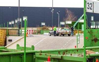 Milieustraat nieuwe stijl: de Grondstoffenbank van de toekomst.