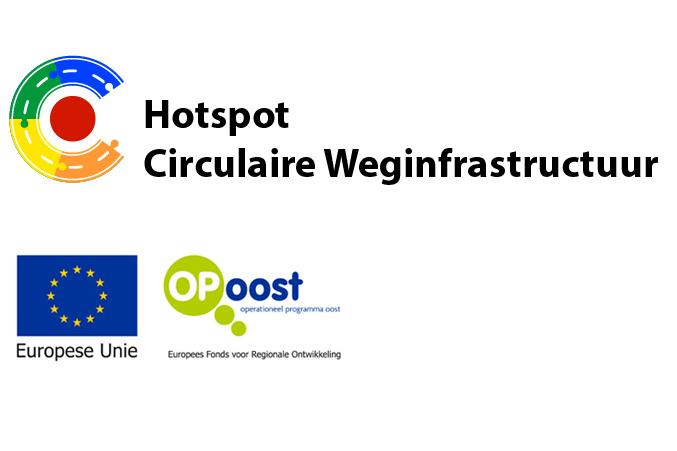 Hotspot Circulaire Weginfrastructuur