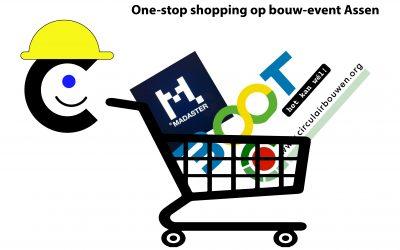 One stop shopping op Bouw-event in Assen