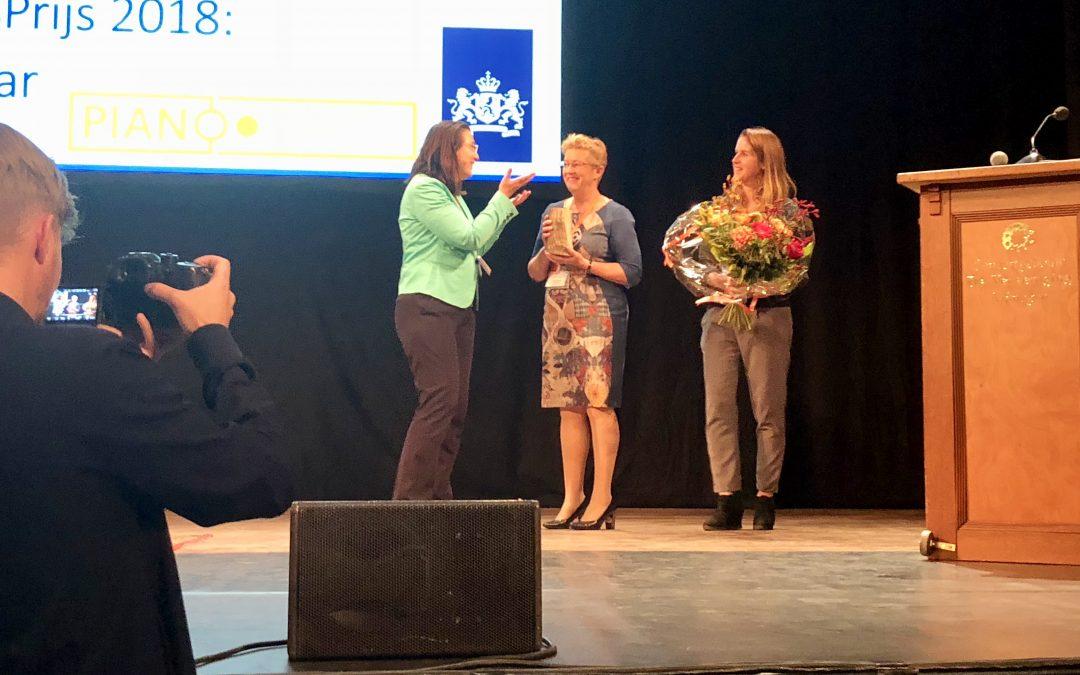 De gemeente Zevenaar heeft samen met ons de Koopwijsprijs 2018 gewonnen!